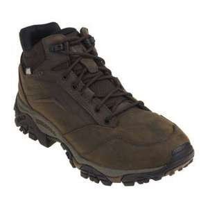 Merrell Men's Moab Adventure Mid Waterproof  J91819